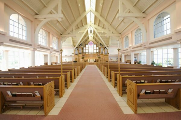 Commercial cleaning services for your place of worship