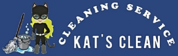 Kat's Cleaning Services Logo