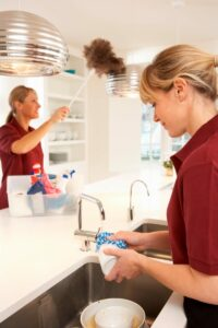 Choosing a commercial cleaning company tips by Kat's Clean Service